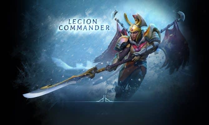 Гайд на Legion Commander