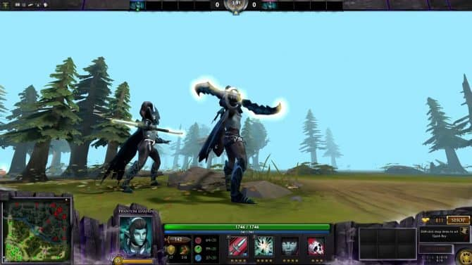 Item-Build на героя