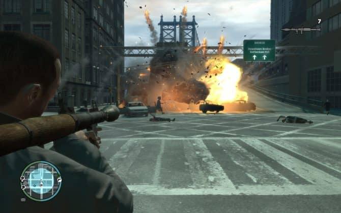 Как сделать что бы GTA 4 не тормозила